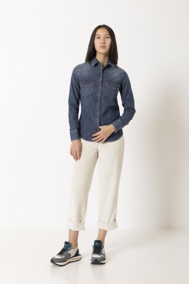 Camicia per donna ROY ROGER'S A/I 20-21