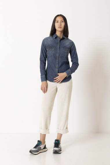 Shirt for woman ROY ROGER'S F/W 20-21