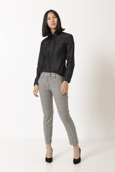 Trousers for woman DONDUP F/W