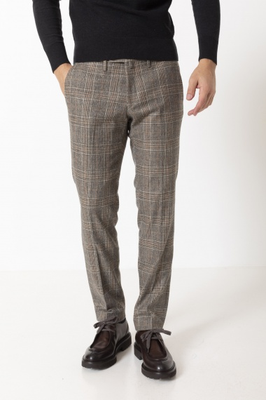 Trousers for man MICHAEL COAL F/W 20-21