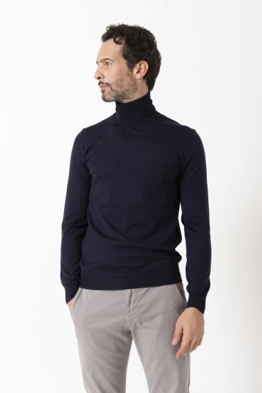 Roll-neck pullover for man PAOLO PECORA F/W 20-21