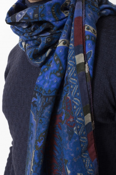 Scarf for man ETRO F/W