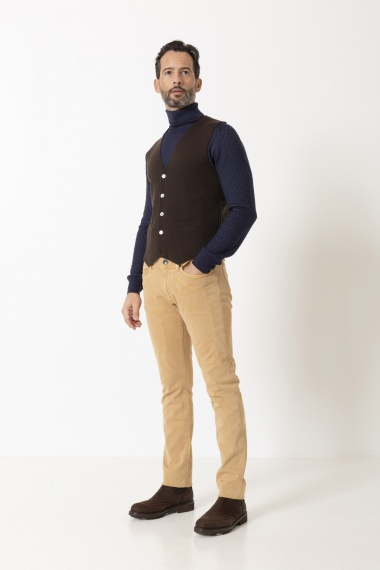 Vest for man FILIPPO DE LAURENTIIS F/W 20-21