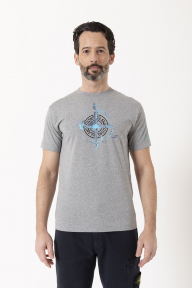 T-shirt for man STONE ISLAND S/S 21