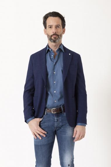 Jacket for man LUIGI BIANCHI MANTOVA S/S 21