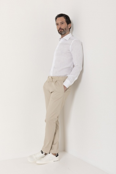 Trousers for man LUCA BERTELLI S/S 21