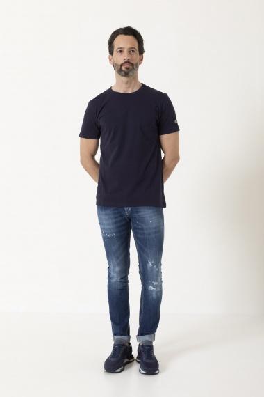 T-shirt for man LUCA BERTELLI S/S 21