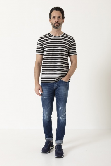 T-shirt for man PAOLO PECORA S/S 21