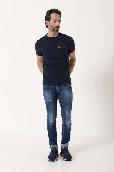 T-shirt for man SUN68 S/S 21