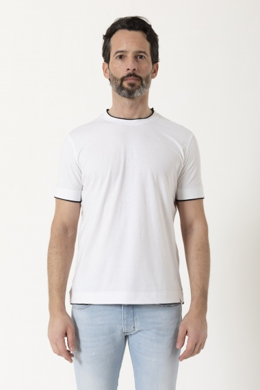 T-shirt per uomo PAOLO PECORA P/E 21