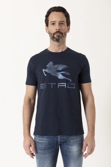 T-shirt for man ETRO S/S 21