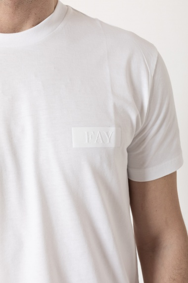 T-shirt for man FAY S/S 21
