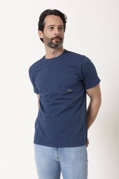 T-shirt for man ROY ROGER'S S/S 21