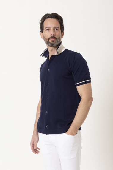 Shirt for man CIRCOLO 1901 S/S 21