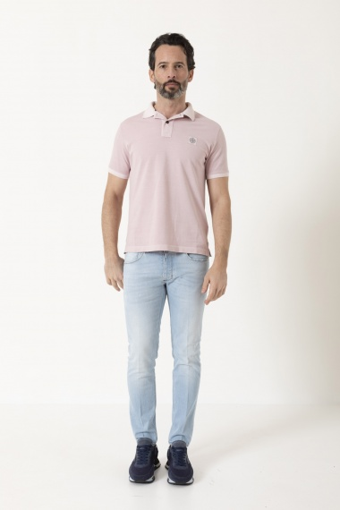Polo for man STONE ISLAND S/S 21