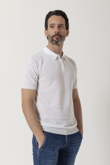 Polo for man LUCA BERTELLI S/S 21