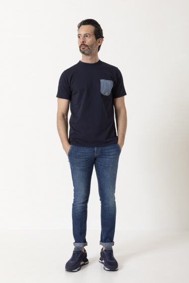 T-shirt for man ROY ROGER'S S/S 21