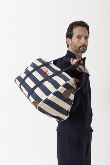 Travel bag for man MC2 SAINT BARTH S/S 21