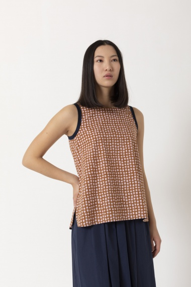 Top for woman ROSSO35 S/S 21
