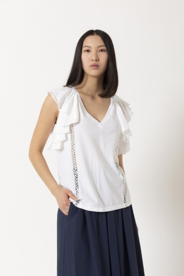 Top for woman DONDUP S/S 21