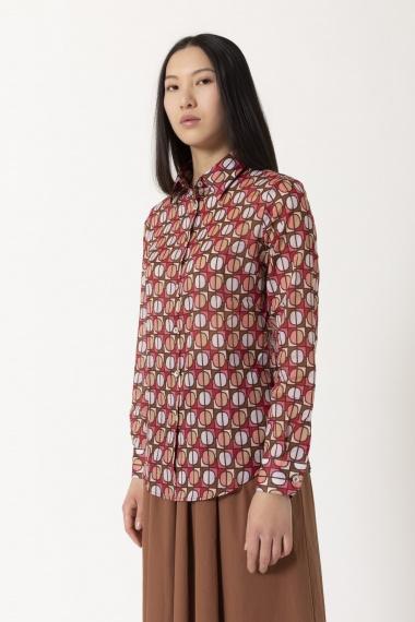 Shirt for woman CAMICETTASNOB S/S 21