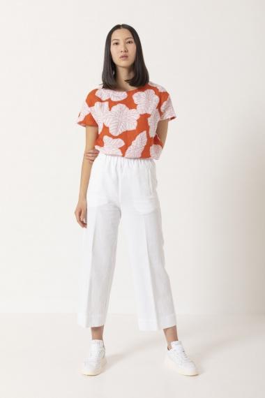 Pantaloni per donna ROSSO35 P/E 21