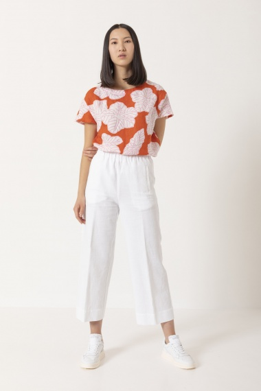 Trousers for woman ROSSO35 S/S 21