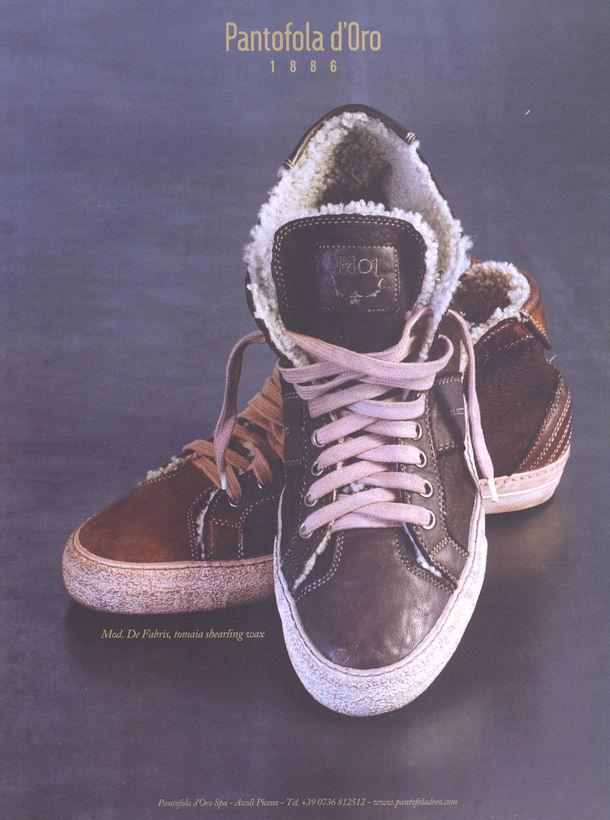 Pantofola D'Oro. Inverno 2010. Preview.