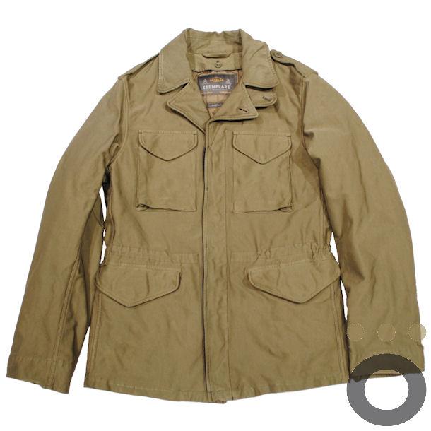 M-43 Field Jacket. Esemplare in serie limitata.