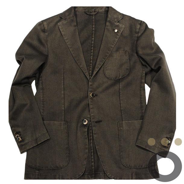L.B.M. 1911 Washed Jacket