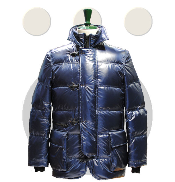 Berwick Jacket lungo.