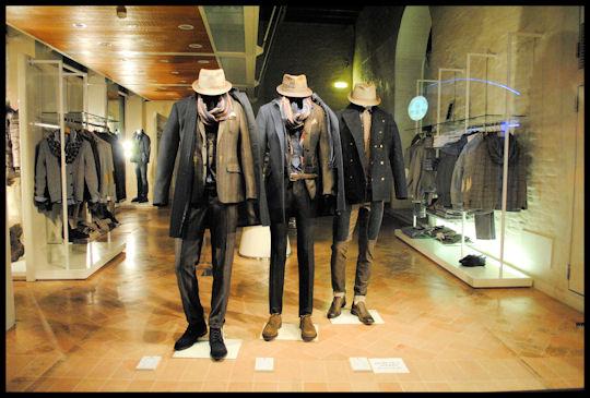 Collezioni A/I. Le vetrine di Rione Fontana Treviso