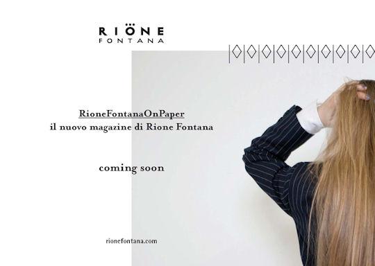 Un nuovo magazine per il mondo di Rione Fontana.