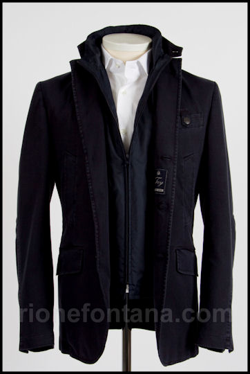 Fay Driving Jacket