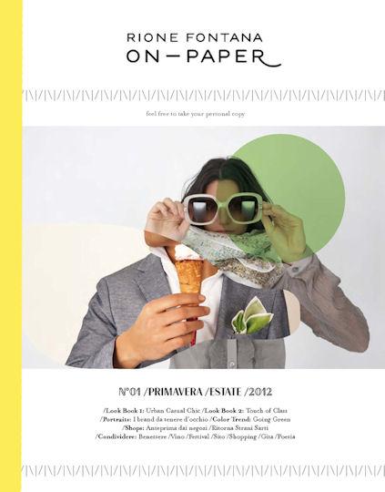 Rione Fontana On-Paper. E' uscito il nuovo magazine!
