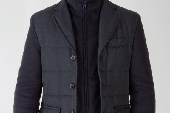 Fay Double Front blazer.