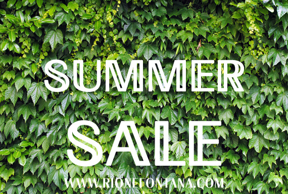Summer sale. Up to 50%