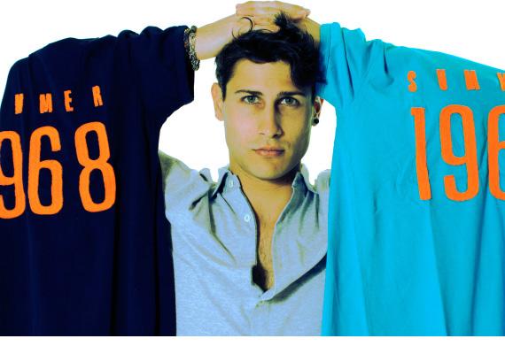 """Una camicia a forma di """"T"""""""