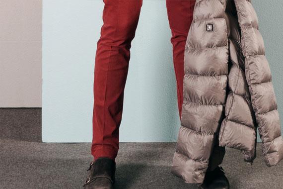 Outfit uomo. Collezione Autunno-Inverno 2015-16.