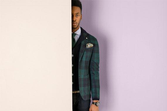 Denim & Tie – Man Look #63