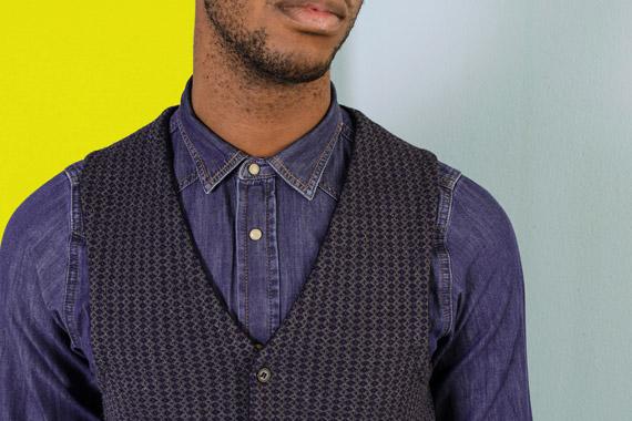 Outfit Uomo A/I 2015-16. Taste Of Blue.