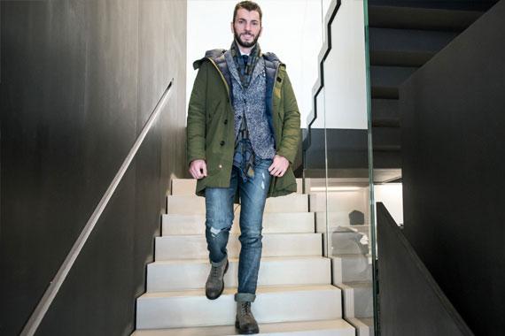 Rione Fontana Montebelluna - Outfit Uomo Autunno Inverno 2016-2017