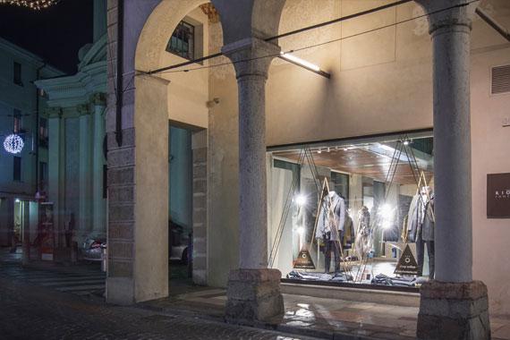Natale 2016 - Le vetrine di Rione Fontana