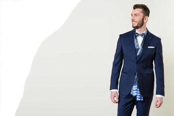 Vestito Matrimonio Uomo Moderno : Abito da sposo rione fontana