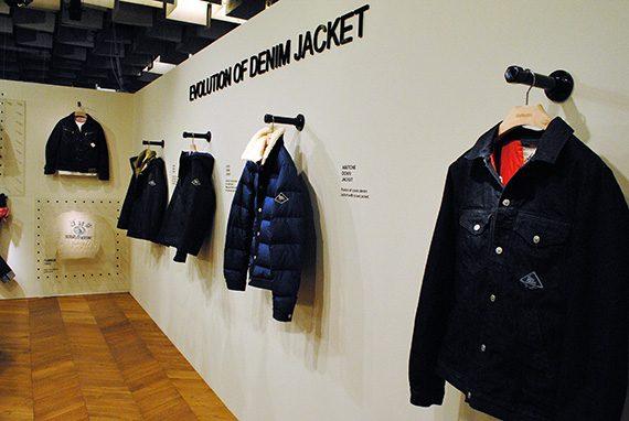 Evoluzione della giacca in jeans di Roy Roger's
