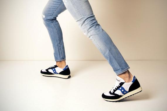 Don The Fuller jeans Saucony uomo abbigliamento scarpe maschile