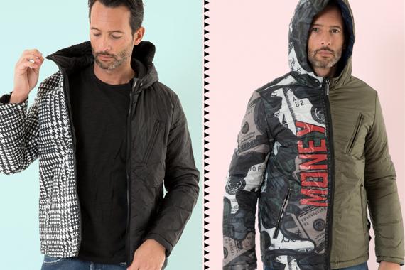 DIVISIBILE, la prima giacca anti-noia