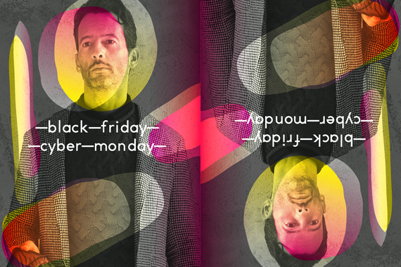 Black Friday e Cyber Monday dal 23 al 26 novembre 2018