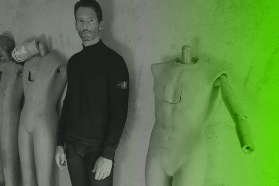 Stone Island shop online uomo Rione Fontana