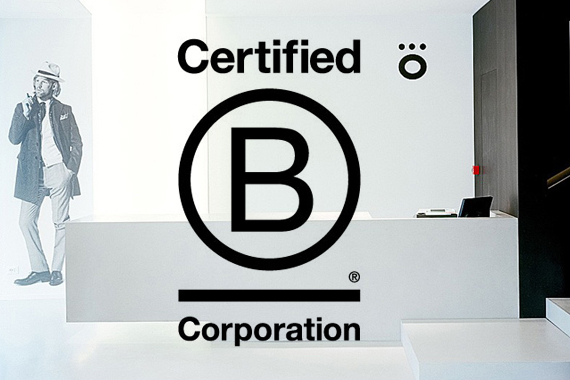 centro capta, rione fontana, B Corp, B Corporation